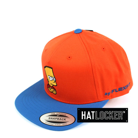 Flexfit - The Simpsons Bart Attitude Two Tone Snapback