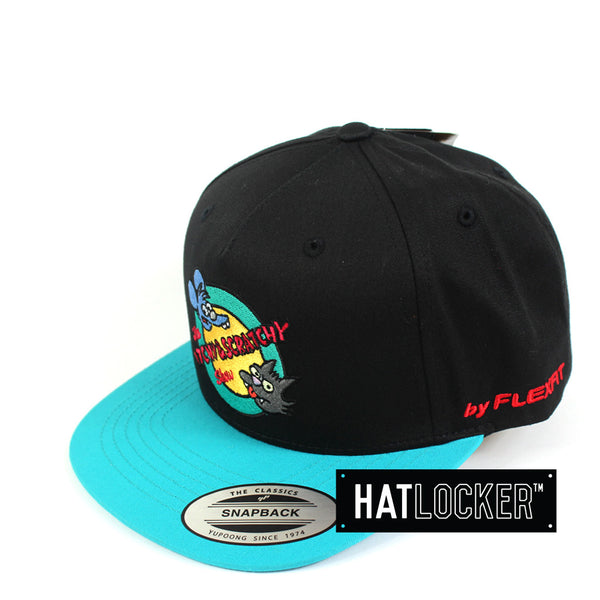 Flexfit - The Simpsons Itchy & Scratchy Show Snapback
