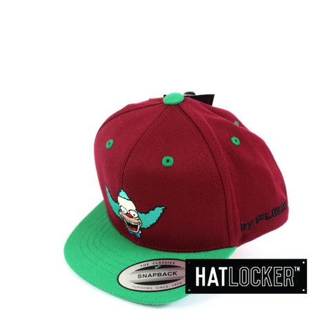 Flexfit - The Simpsons Krusty Cardinal Toddler Snapback