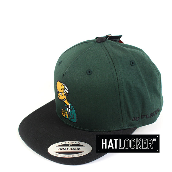 Flexfit - The Simpsons Mr Burns Attitude Two Tone Snapback