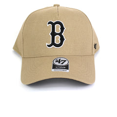 47 Brand Boston Red Sox Khaki 47 MVP DT Curved Snapback