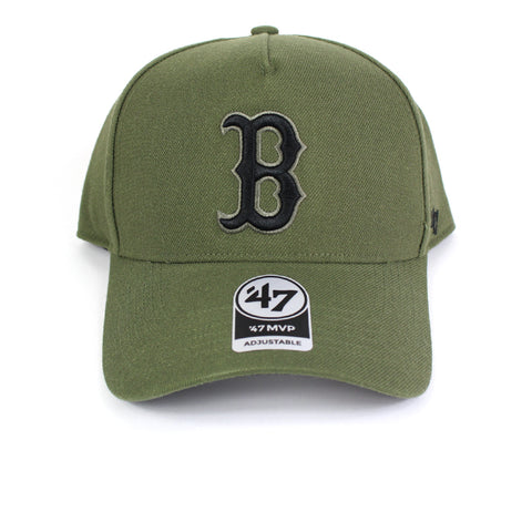 47 Brand Boston Red Sox Sandalwood 47 MVP DT Curved Snapback