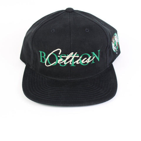 Mitchell and Ness Boston Celtics 3 2 Zone Deadstock Snapback