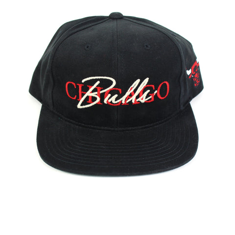Mitchell and Ness Chicago Bulls 3 2 Zone Deadstock Snapback