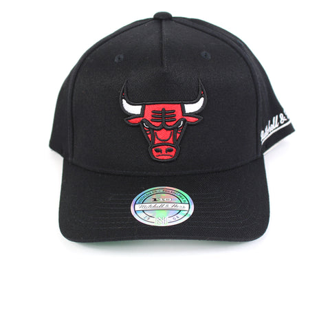 Mitchell and Ness Chicago Bulls Drop Back PP Flex 110 Snapback