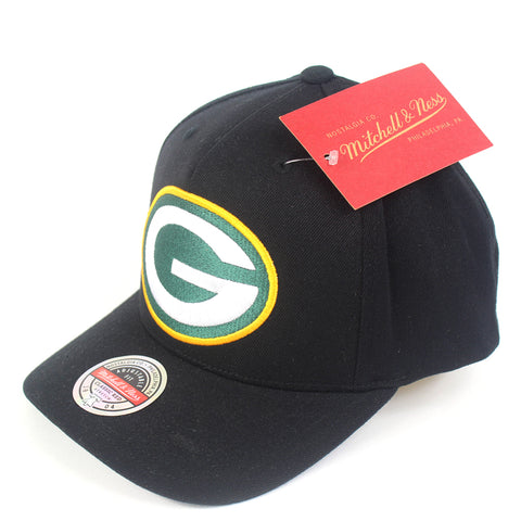 Mitchell and Ness Green Bay Packers Wide Receiver Snapback