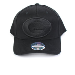 Mitchell and Ness Green Bay Packers Interception PP Flex 110 Snapback