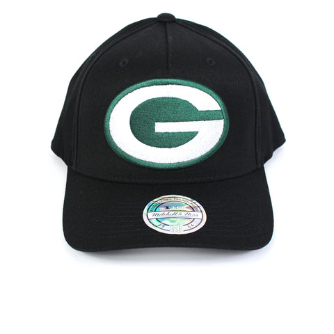 Mitchell and Ness Green Bay Packers Wide Receiver PP Flex 110 Snapback