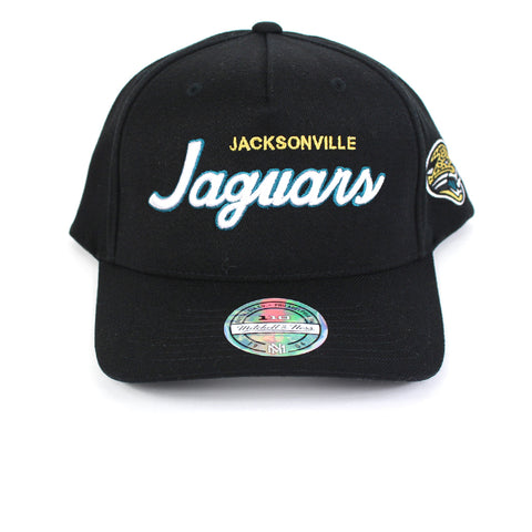 Mitchell and Ness Jacksonville Jaguars Defense PP Flex 110 Snapback