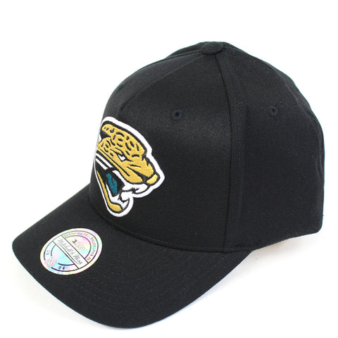 Mitchell and Ness Jacksonville Jaguars Wide Receiver PP Flex 110 Snapback