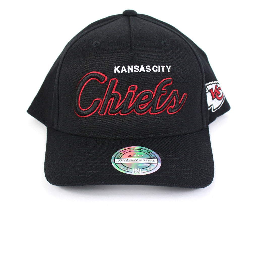 Mitchell and Ness Kansas City Chiefs Defense PP Flex 110 Snapback