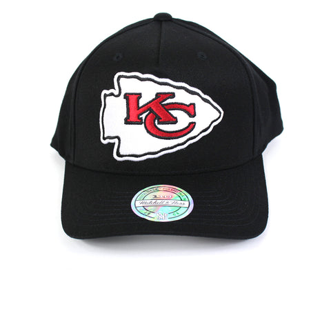 Mitchell and Ness Kansas City Chiefs Wide Receiver PP Flex 110 Snapback