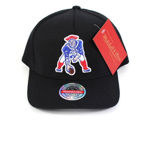 Mitchell and Ness New England Patriots Wide Receiver Classic Snapback