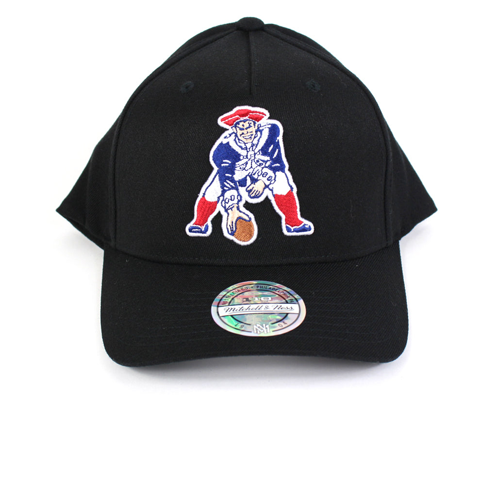 Mitchell and Ness New England Patriots Wide Receiver PP Flex 110 Snapback
