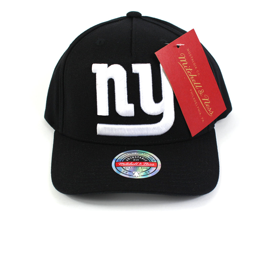 Mitchell and Ness New York Giants Wide Receiver Classic Snapback