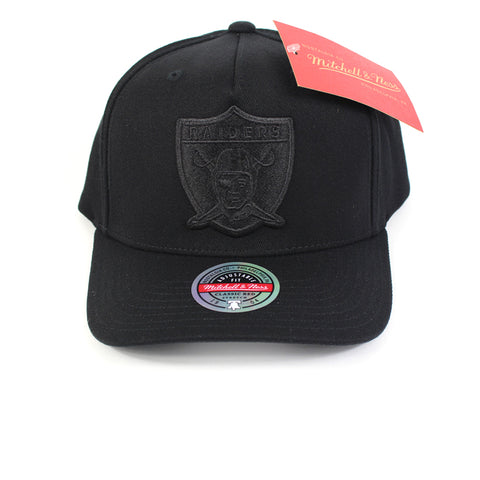 Mitchell and Ness Oakland Raiders Interception Classic Snapback