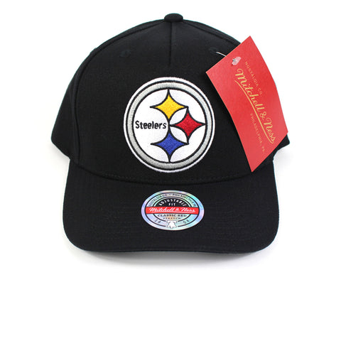 Mitchell and Ness Pittsburgh Steelers Wide Receiver Classic Snapback