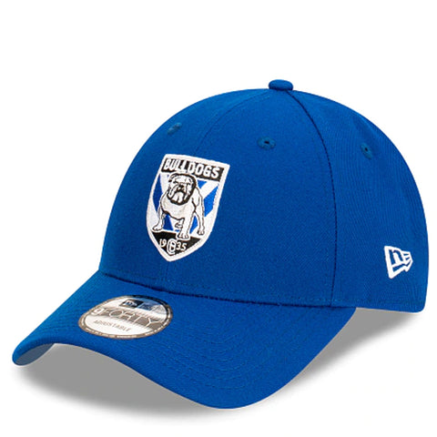 Canterbury-Bankstown Bulldogs Hat Blue NRL 2021 Kick Off Snapback New Era
