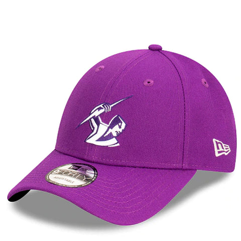 Melbourne Storm Hat Purple NRL 2021 Kick Off Snapback New Era
