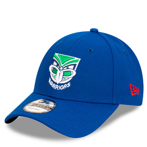 New Zealand Warriors Hat Blue NRL 2021 Kick Off Snapback New Era