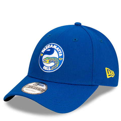 Parramatta Eels Hat Blue NRL 2021 Kick Off Snapback New Era