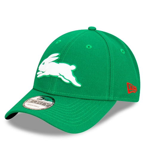 South Sydney Rabbitohs Hat Green NRL 2021 Kick Off Snapback New Era
