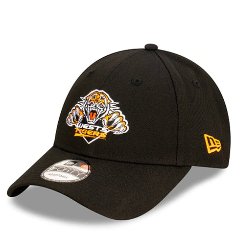 Wests Tigers Hat Black NRL 2021 Kick Off Snapback New Era