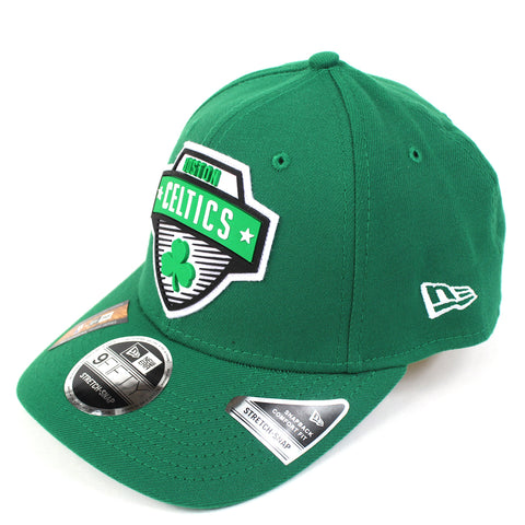 Boston Celtics Hat Green NBA Tip Off Series 20 21 Snapback New Era