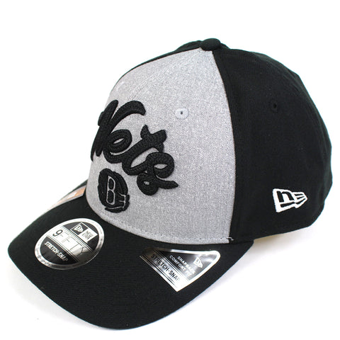 New Era Brooklyn Nets NBA 20 Draft Curved Snapback