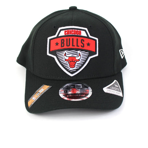 Chicago Bulls Hat Black NBA Tip Off Series 20 21 Snapback New Era