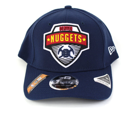 Denver Nuggets Hat Navy NBA Tip Off Series 20 21 Snapback New Era