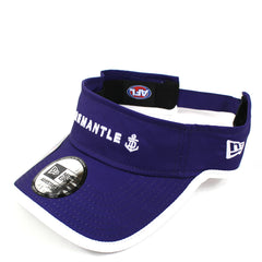 New Era Fremantle Dockers 2021 Onfield Visor