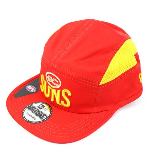 New Era Gold Coast Suns 2021 Onfield Performance Runner