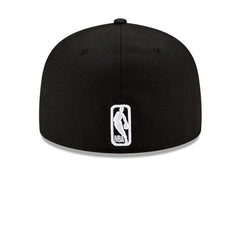 LA Lakers Hat Black 17x NBA Champs Fitted New Era