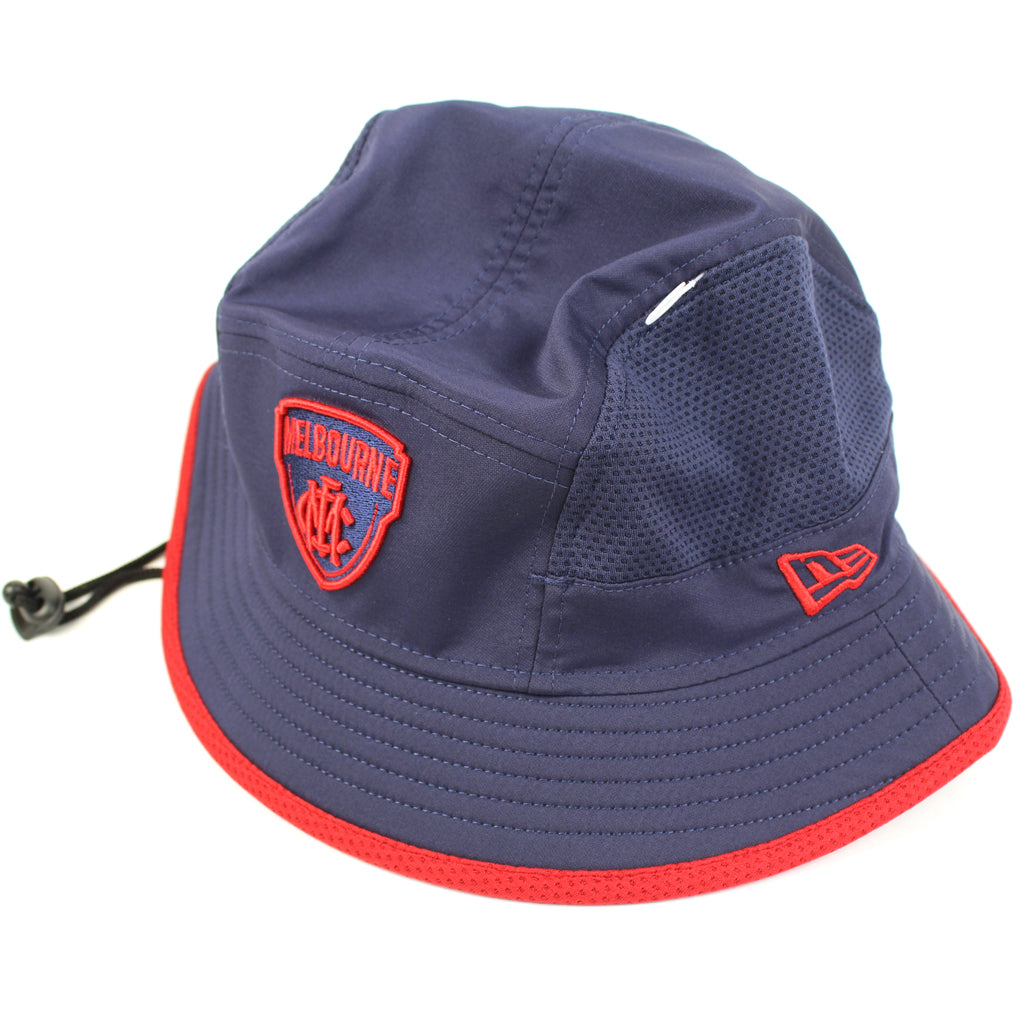 New Era Melbourne Demons 2021 Onfield Sport Bucket Hat