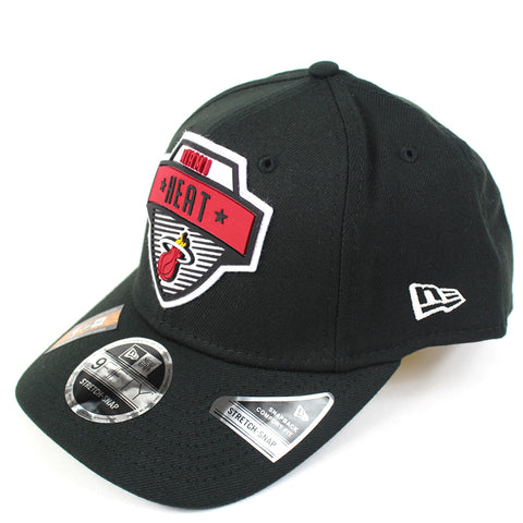 Miami Heat Hat Black NBA Tip Off Series 20 21 Snapback New Era