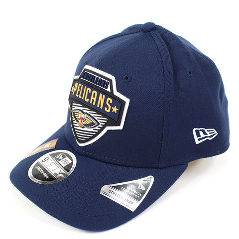 New Orleans Pelicans Hat Navy NBA Tip Off Series 20-21 Snapback New Era