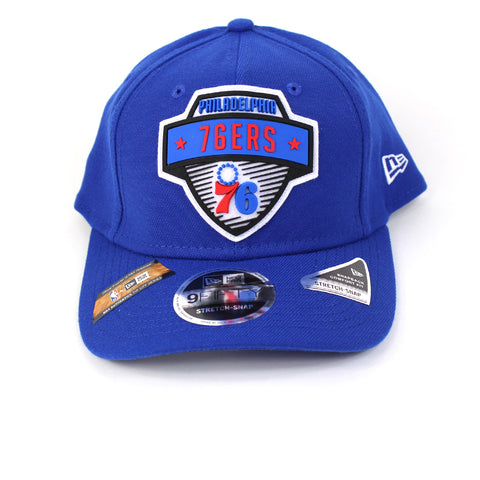 Philadelphia 76ers Hat Blue NBA Tip Off Series 20 21 Snapback New Era