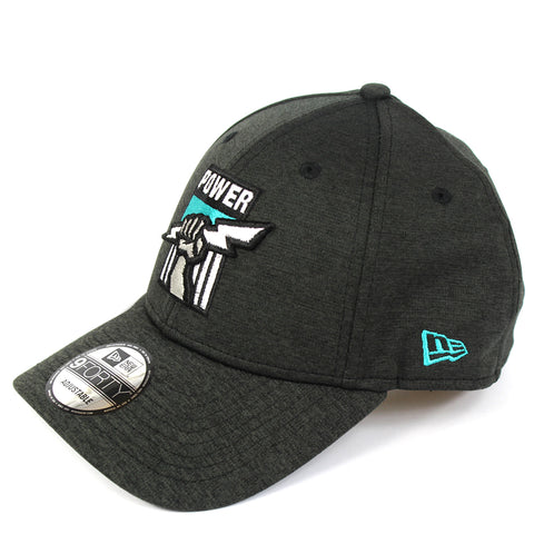 New Era Port Adelaide Power 2019 Shadow Tech Curved Snapback