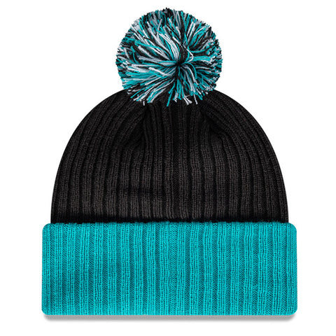 Port Adelaide Power Beanie Black AFL 2021 Plain Cuff OTC New Era