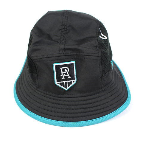 New Era Port Adelaide Power 2021 Onfield Sport Bucket Hat