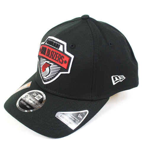 Portland Trail Blazers Hat Black NBA Tip Off Series 20 21 Snapback New Era