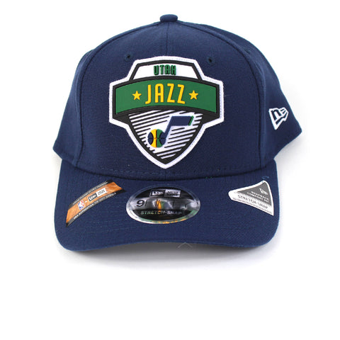 Utah Jazz Hat Navy NBA Tip Off Series 20 21 Snapback New Era