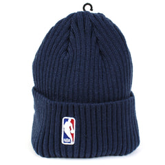 Utah Jazz Beanie Navy Blue NBA Tip Off Series 20 21 New Era