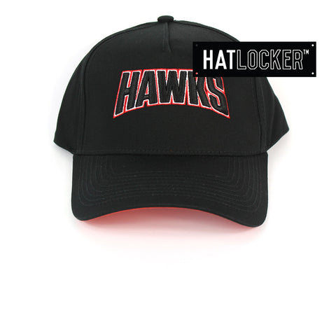 First Ever Illawarra Hawks Original Wordmark Curved Snapback