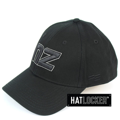 First Ever New Zealand Breakers Black On Black Premium Curved Snapback