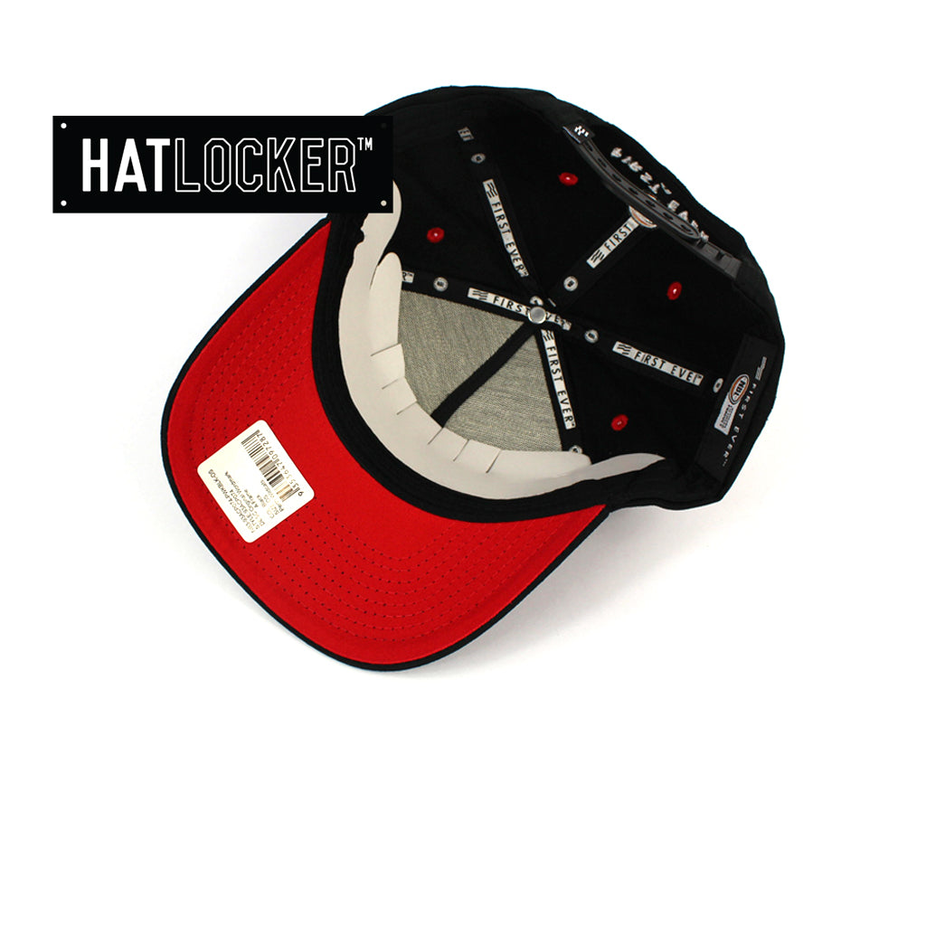 First Ever Perth Wildcats Original Wordmark Curved Snapback