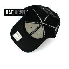 First Ever Adelaide 36ers Black On Black Premium Curved Snapback