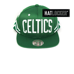Mitchell & Ness Boston Celtics Jersey Hook Mesh Snapback