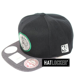Mitchell & Ness Boston Celtics Reflective Duo Snapback